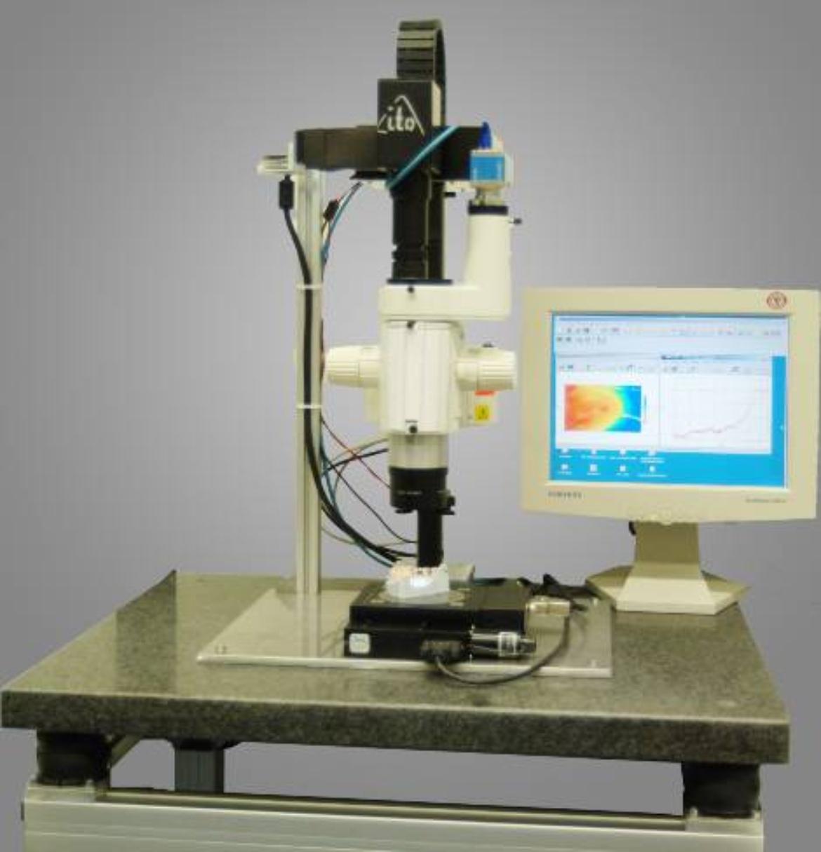 Simulation und Optimierung von 3D Sensoren (c)