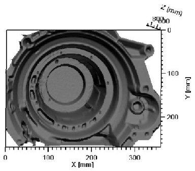 Abbildung 8: Getriebeblock von VW