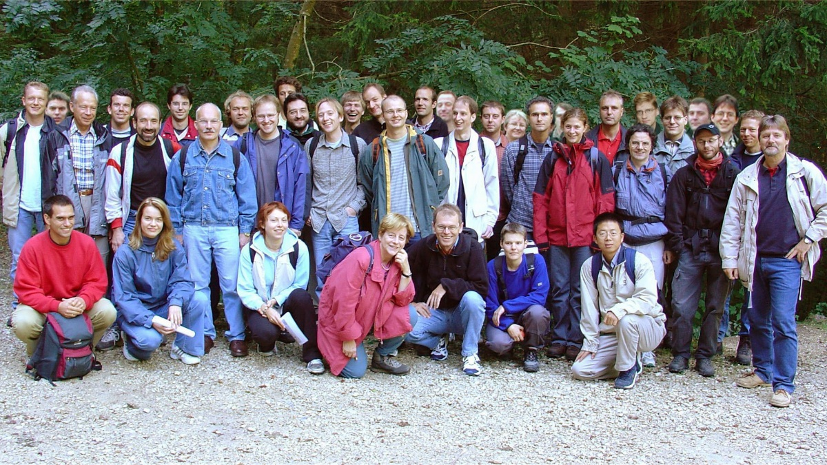 The ITO Team from 2004
