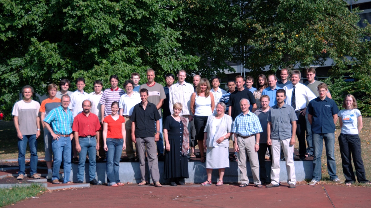 The ITO Team from 2006