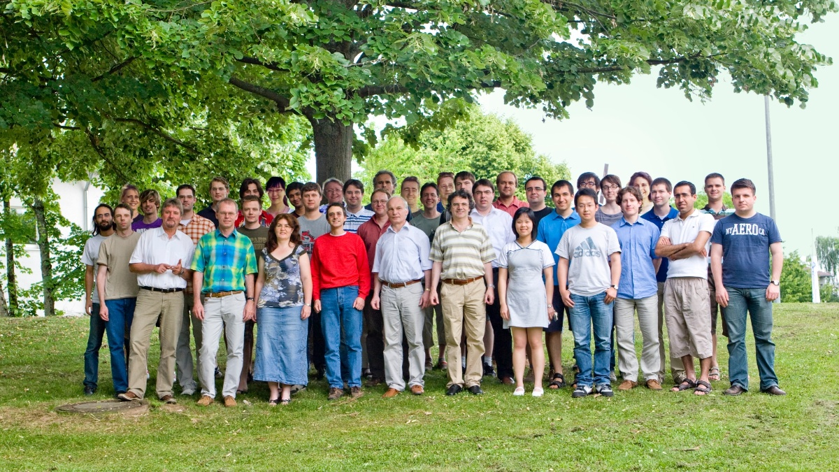 The ITO Team from 2010
