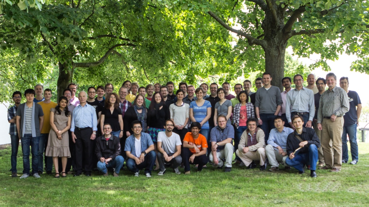 The ITO Team from 2013