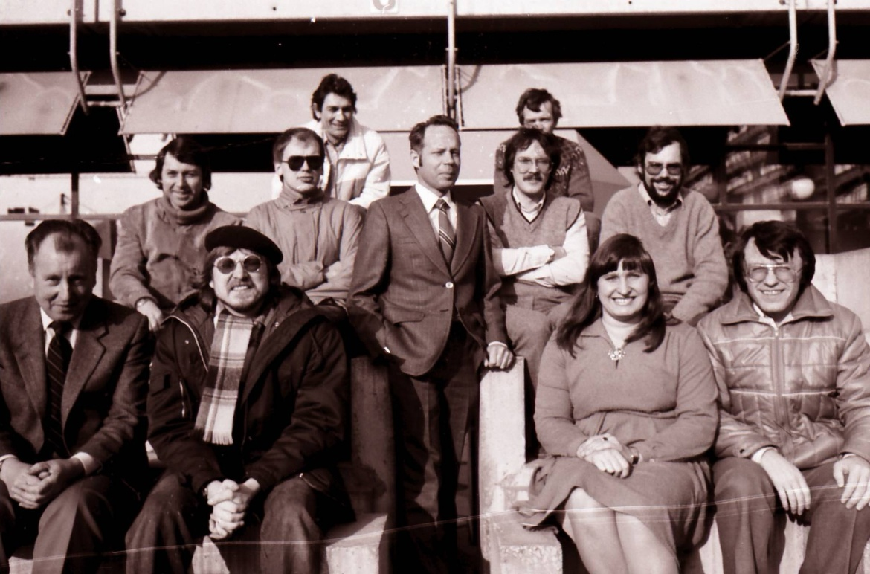 ITO Team um 1980