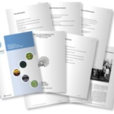 Annual reports Covers of Annual reports